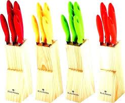 bloc couteaux cuisine bloc de couteau de cuisine finest bloc couteaux cuisine marttiini