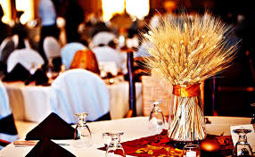 Wedding Centerpieces For Round Tables by Most Stunning Round Table Centerpieces Wheat Centerpieces