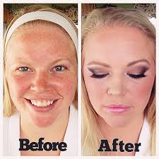 makeup that looks airbrushed all on the outer banks airbrush makeup expert obx