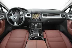 volkswagen 2017 interior 2017 vw touareg inside usautoblog usautoblog