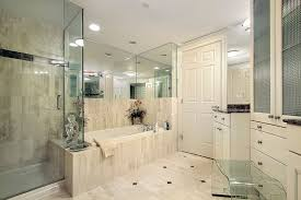 Small Luxury Bathroom Ideas by Luxury Small Bathroom Designs With Marble Floor Tile Featured