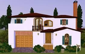 california style houses mod the sims so cal spanish style house