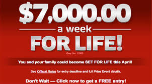 pch fan page facebook pch 7 000 a week for life sweepstakes kulinarcha