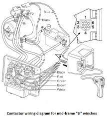 warn vantage 4000 wiring diagram tiger truck wiring diagram
