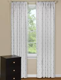 modern grey curtains ogee petite