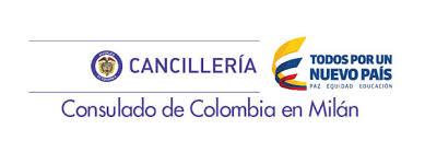 consolato colombiano 20 luglio 2016 festa nazionale della colombia