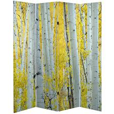 6 ft tall birch trees room divider roomdividers com