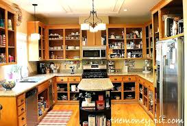Open Kitchen Cabinets No Doors Kitchen Cabinets Without Doors Open Kitchen Cabinets No Doors