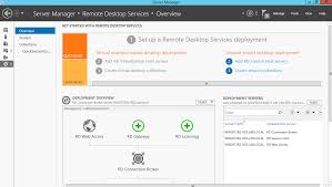 remote desktop services in windows server 2012 r2 single server