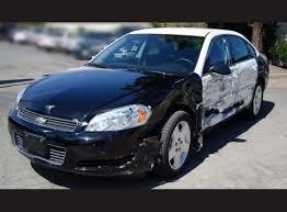 2007 Chevy Impala Interior 2007 Chevrolet Impala Damaged Rental Epicturecars