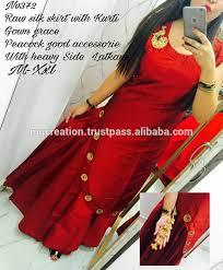 party wear designer wear wholesale jaipur kurti manufacturer long