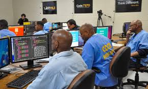 why i u0027m teaching prisoners to code