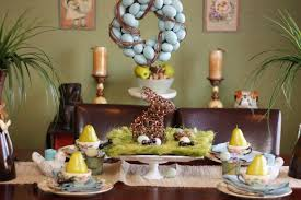 table decorations for easter 15 easter table decorations and settings hgtv