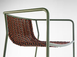 bar stool contemporary fabric steel randa debi loversiq