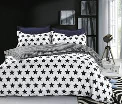 pattern queen sheet black star pattern bedding product 4pcs bedding sets duvet cover bed