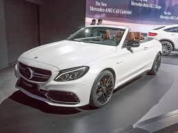 mercedes c63 amg service costs 2017 mercedes amg c63 c63 s cabriolet launches kelley blue book