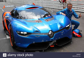 renault alpine a110 50 the coo of renault carlos tavares is seen on the new renault