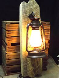 Rustic Sconce Electric Lantern Wall Lights With Big Rock Lanterns Ltd Oil And