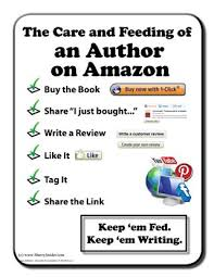 Buy All The Books Meme - what do readers owe authors