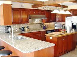 best stunning kitchen designs small square kitc with honey oak
