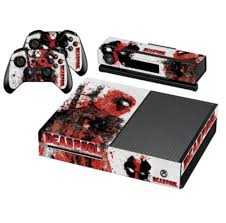 xbox one design deadpool skin for your xbox one controller console best