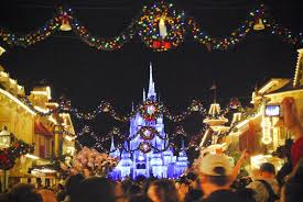 when does disney world decorate for christmas fishwolfeboro
