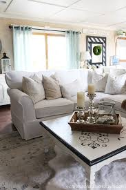 How To Make Slipcover For Sectional Sofa How To Make A Sectional Slipcover Part 2 Cushion Covers
