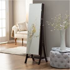 Large Jewelry Armoire Armoire Fascinating Cheval Mirror Jewelry Armoire Design For Home