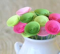 34 best party paper flower centerpieces images on pinterest
