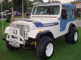 turquoise jeep cj bob millen u0027s 1976 cj 5 at the 2008 all breeds jeep show