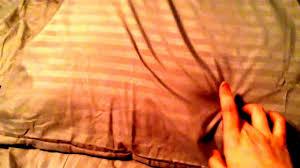 Bedsheets Reviews Mellanni 100 Brushed Microfiber Sheet Set Review Youtube