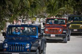 beach cruiser jeep shore excursion adventure jeep u0026 snorkel at punta sur cozumel