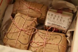postal wrapping paper i ve been looking for a simple idea to wrap soap for
