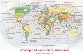 louisiana state map key key to map of geopolitical anomalies geocurrents