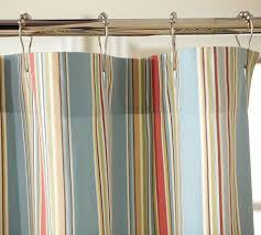 pottery barn shower curtains 2776