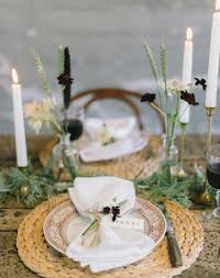 10 original thanksgiving table setting ideas purewow