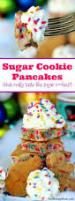 sugar cookie pancakes fun money mom