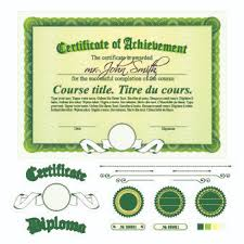 gorgeous diploma certificate template 03 vector free vector in