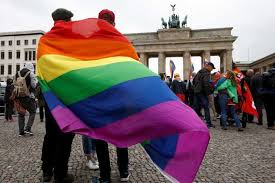 germany legalises same marriage after angela merkel allows