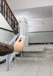 supra inclined platform lift access bdd