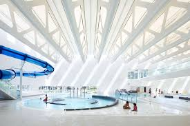 Metre To Square Feet by The Guildford Aquatic Centre Is A 75 000 Square Foot Expansion To