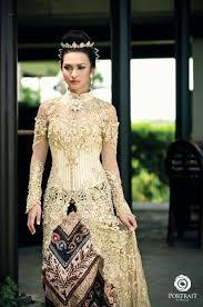 wedding dress designer indonesia bridal kebaya from fashion designer djoko sasongko in