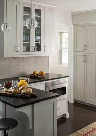 small kitchen gray cabinets light gray kitchen cabinets design ideas