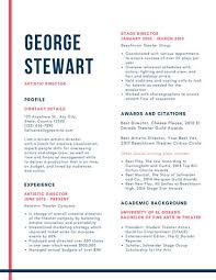 theatre resume white with lines theatre resume templates by canva