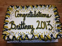 we u0027re able to do any kind of graduation cake whether that u0027s high