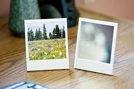 Desk Picture Frame Introducing The Polaroid Picture Frame And Mirror