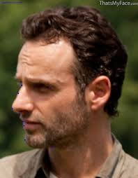 rick grimes hairstyle rick grimes 3d face thatsmyface
