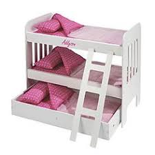 Teamson Olivias Little World College Dorm Double Bunk Desk - Dolls bunk bed