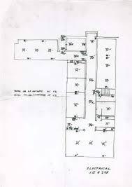 notre dame du haut floor plan louis i kahn collection architectural archives university of