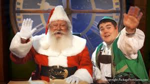 free personalized video message from santa letters from santa